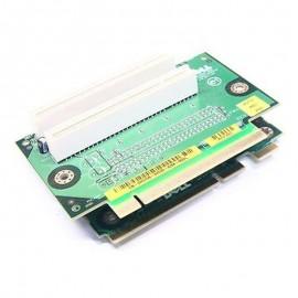 Carte PCI-X Riser Card Dell 0H5156 H5156 REV A02 2x PCI Optiplex GX520