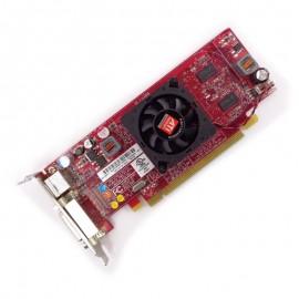 Carte Graphique Vidéo ATI Radeon HD4550 256Mo PCIe DMS-59 SVideo Low Profile