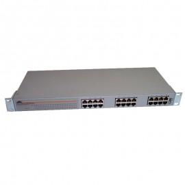 Switch Rack 24 Ports RJ-45 Allied Telesyn AT-FS724i 10/100Mbps Fast Ethernet