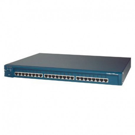 Switch Cisco 24 x RJ-45 Catalyst 2900 Series XL WS-C2924-XL-EN Ethernet 100Mbps