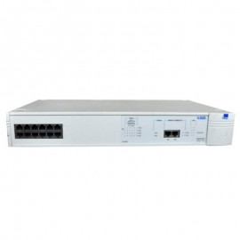 Switch Rack 12 Ports R-J45 3COM 3C16951 1100 200Mbps 10Base-T RS-232C 9-Pin
