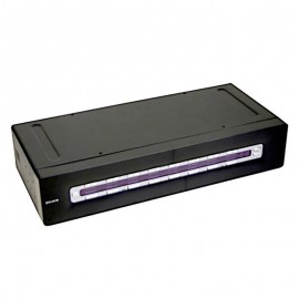 Switch Rack Belkin KVM F1DA116T 16x PS/2 Clavier/Souris 16xVGA HD15 Video 16xUSB