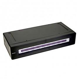 Switch Rack Belkin F1DA116T 16x PS/2 Clavier/Souris 16x VGA HD-15 Video 16x USB