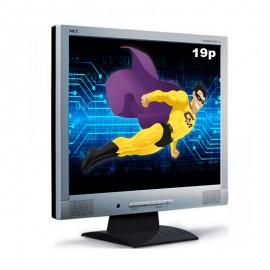 """Ecran Plat PC 19"""" NEC AccuSync LCD93VM L195GY ASLCD93VM-BK LCD 1280x024 5:4 VGA"""
