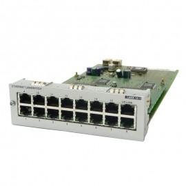 Module Rack Switch LANX 16-1 Alcatel 3EH73047ABAB 16x RJ-45 2x AMP OmniPCX