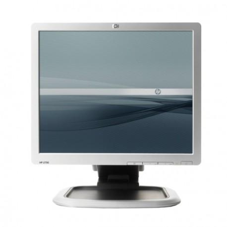 """Ecran Plat 17"""" HP L1750 HSTND-2331-F VGA DVI-D 1280 x 1024 60Hz 8ms LCD TFT Mat"""