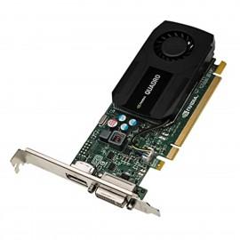 Carte NVIDIA Quadro K420 775122-001 786032-001 P2012 2Go DVI-I DisplayPort GDDR3