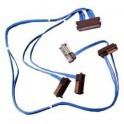 Câble Cordon Nappe Carte DELL SAS Foxconn CH328 Raid Disque dur