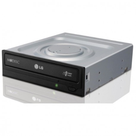 Graveur DVD Interne LG GH24NSB0 Super Multi DL SATA - CD-R/RW DVD±R/RW DL Noir