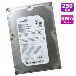 """Disque Dur 250Go SATA 3.5"""" Seagate DB35 Series ST3250820SCE 7200RPM 8Mo"""