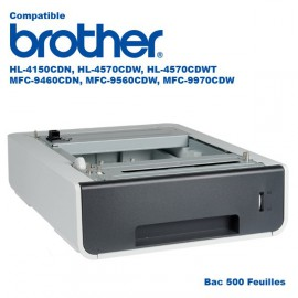 Bac Papier Optionnel Brother LT-300CL 500 feuilles Imprimante 4570 9460 9560