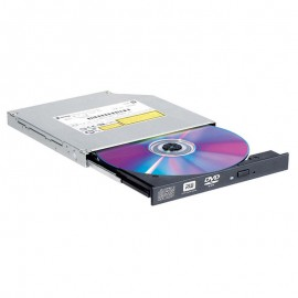 Graveur SLIM DVD-ROM PC Portable SATA Hitachi LG GTA0N Super Multi 8x 24x SFF