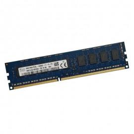8Go Ram Serveur HYNIX HMT41GU7BFR8A-PB 240-PIN DDR3 PC3L-12800E ECC 2Rx8 CL11