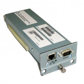 Module Serveur Dell 0WG165 8-00429-01 1x RJ-45 1x Serie RH45 PowerVault 132T