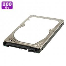 """Disque Dur 200Go SATA 2.5"""" Fujitsu MHY2200BH PC Portable 5400RPM 8Mo 9mm"""