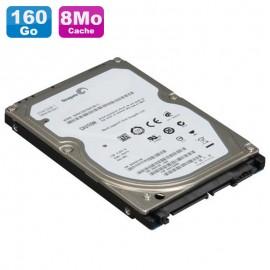 """Disque Dur 160Go SATA 2.5"""" Seagate Momentus 7200.2 ST9160823ASG PC Portable 8Mo"""