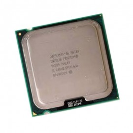 Processeur CPU Intel Pentium Dual Core E6300 2.8Ghz 2Mo 1066Mhz LGA775 SLGU9