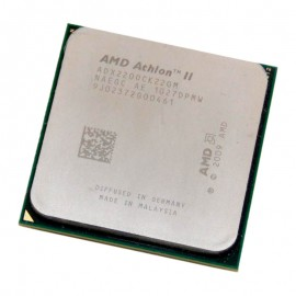 Processeur CPU AMD Athlon II X2 220 2.8GHz 1Mo ADX2200CK22GM Socket AM2+ AM3