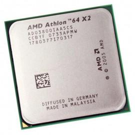 Processeur CPU AMD Athlon 64 X2 3800+ 2GHz 2x 512Ko ADO3800IAA5CS Socket AM2