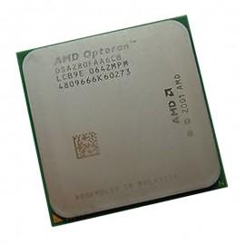 Processeur CPU AMD Opteron 280 2.4Ghz 2Mo Socket 940 Dual Core OSA280FAA6CBPC