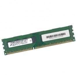 2Go RAM PC Bureau MICRON MT16JTF25664AZ-1G4F1 DDR3 PC3-10600U 1333MHz 2Rx8