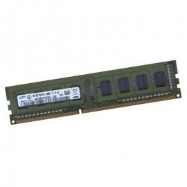 2Go RAM PC Bureau Samsung M378B5773CH0-CK0 DDR3 PC3-12800U 1600Mhz 1Rx8 CL11