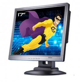 "Ecran PC Pro 17"" Belinea 1745 S1 BJ10002 VESA VGA DVI-D Audio 5:4 1280x1024"