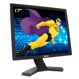 "Ecran PC Pro 17"" Dell E170Sc 0M876N M876N VESA VGA 5:4 LCD TFT TN"