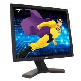 """Ecran PC Pro 17"""" Dell E170Sc 0M876N M876N VESA VGA 5:4 LCD TFT TN 1280x1024"""
