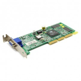 Carte Graphique NVIDIA TNT2 Vanta 16Mb DDR E-G012-01-1814 AGP VGA Low Profile