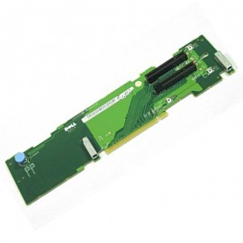 Carte PCI-e Riser Board Dell 0YW982 2x PCI-Express 8x 4x LHS PowerEdge 2950 2970
