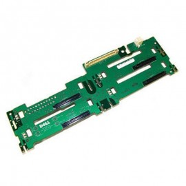 Carte Backplane Board Dell 0WM766 1x SAS 4x SATA HDD PowerEdge 2950