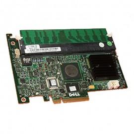 Carte Raid SAS DELL PCI-Express E2K-UCP-51(B) 0WX072 Perc 5/i 256Mo Sans Equerre