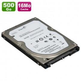 """Disque Dur 500Go SATA 2.5"""" Seagate ST500LT012 5400RPM PC Portable 16Mo"""