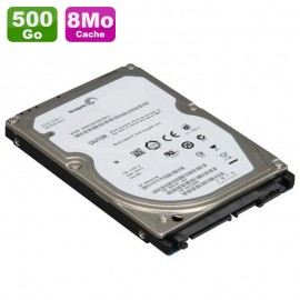 "Disque Dur 500Go SATA 2.5"" Seagate ST9500325AS 5400RPM PC Portable 8Mo"