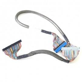 Câble Nappe Cordon Disque Dur IDE Chenbro 26H073118-007 40-Pin 80cm
