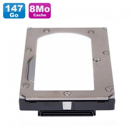 "Disque Dur 147Go Ultra SCSI 320 80Pin 3.5"" Fujitsu MAT3147NC 10000RPM 8Mo"