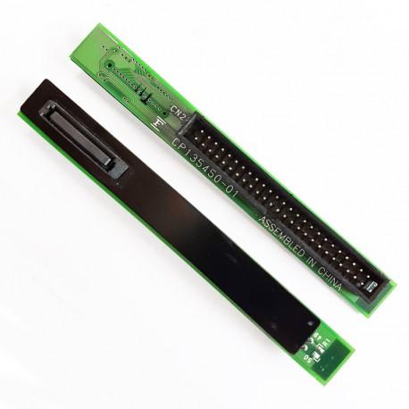 Carte Adaptateur Fujitsu CP135450-01 CD/DVD IDE Slim 50Pin vers IDE HS50 50Pin