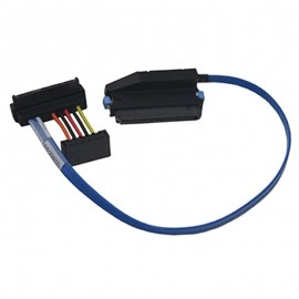Câble SAS PERC DELL 390 T3400 T3500 W390 0GH897 GH897 SFF-8484 SFF-8482 30cm