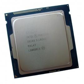 Processeur CPU Intel Pentium G3240 3.1Ghz 3Mo 5GT/s FCLGA1150 Dual Core SR1K6