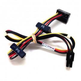 Câble SATA HP 8000 8080 8100 8200 577798-001 4-Pin Elite Alimentation Disque Dur