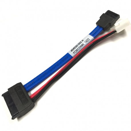 Câble SATA HP DC7900 6005 8000 8200 8300 USDT 464530-002 Floppy MiniSATA Optique