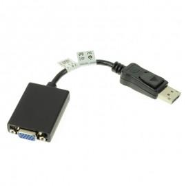 Câble Adaptateur Dell Display Port vers VGA 0RN699 RN699 22cm NEUF