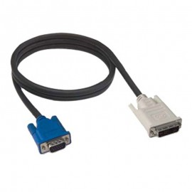 Câble Adaptateur DVI male vers VGA 150cm