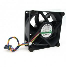Ventilateur SUNON PSD1209PLV2-A 12V 0WC236 WC236 90x90x32mm 5-Pin Dell 520 620