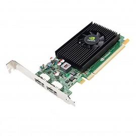Carte NVIDIA Quadro NVS 310 P2014 678929-002 707252-001 Dual DisplayPort DDR3