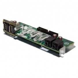 Carte Façade Front Panel I/O DELL 360 755 760 0TP004 0CN312 2xUSB Audio Optiplex