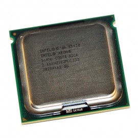 Processeur CPU Intel 4 Core Xeon E5430 2.667Ghz 12Mo LGA771 Quad Core SLANU