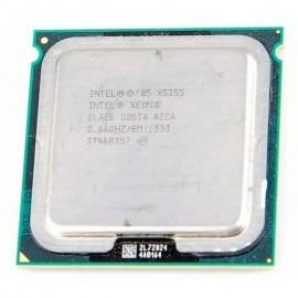 Processeur CPU Intel Xeon Quad Core X5355 2.667Ghz 8Mo 1333Mhz LGA771 SLAEG