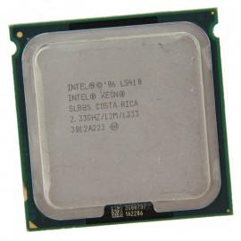 Processeur CPU Intel Xeon Quad Core L5410 2.333Ghz FSB 1333Mhz 12Mo LGA771 SLBBS